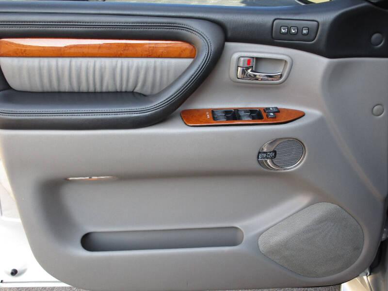2006 Lexus LX 470 4dr SUV 4WD - Dallas TX