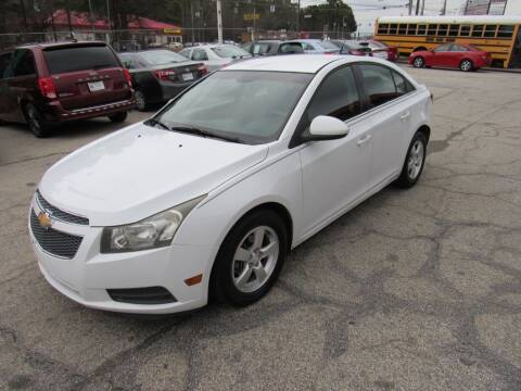 2012 Chevrolet Cruze for sale at King of Auto in Stone Mountain GA