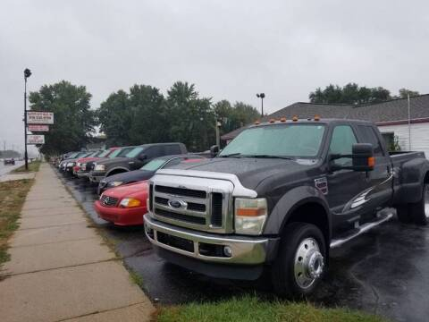 2008 Ford F-450 Super Duty for sale at All State Auto Sales, INC in Kentwood MI