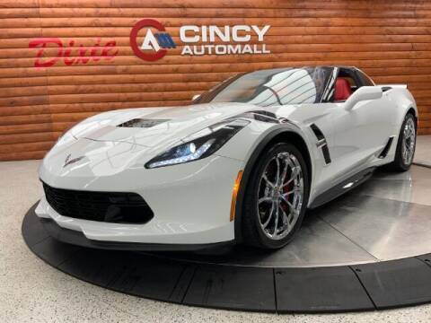 2019 Chevrolet Corvette for sale at Dixie Motors in Fairfield OH