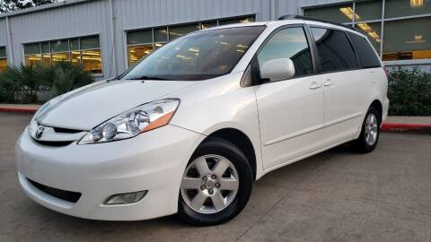 2010 Toyota Sienna for sale at Houston Auto Preowned in Houston TX