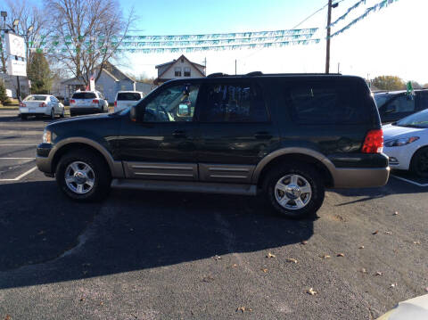 2004 Ford Expedition for sale at BISHOP MOTORS inc. in Mount Carmel IL