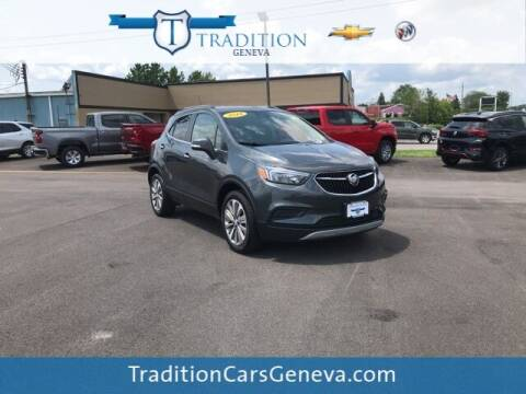 2018 Buick Encore for sale at Tradition Chevrolet Buick in Geneva NY