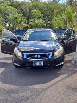 2008 Honda Accord for sale at Ohana Auto Sales in Wailuku HI