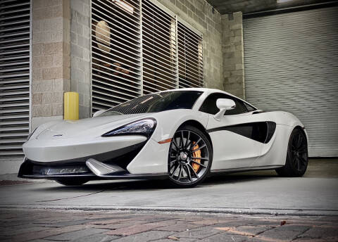 2016 McLaren 570S for sale at FALCON AUTO BROKERS LLC in Orlando FL