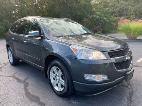 2010 Chevrolet Traverse for sale at Volpe Preowned in North Branford CT
