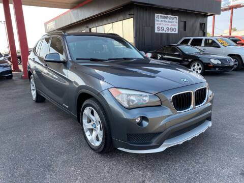 2015 BMW X1 for sale at JQ Motorsports East in Tucson AZ