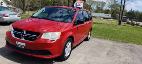 2013 Dodge Grand Caravan for sale at MG Autohaus in New Caney TX