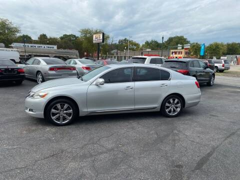 2009 Lexus GS 350 for sale at BWK of Columbia in Columbia SC