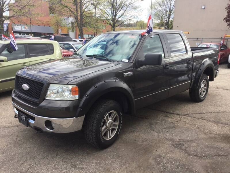 2006 Ford F-150 for sale at Steve's Auto Sales in Madison WI