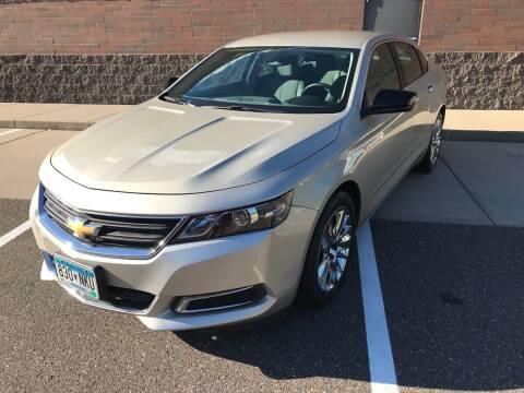 2014 Chevrolet Impala for sale at KI Auto Body and Sales in Lino Lakes MN