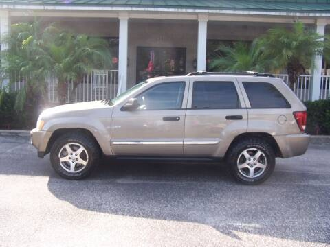 2005 Jeep Grand Cherokee for sale at Thomas Auto Mart Inc in Dade City FL