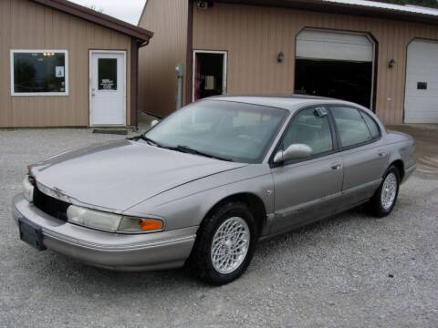 1995 Chrysler LHS for sale at Greg Vallett Auto Sales in Steeleville IL