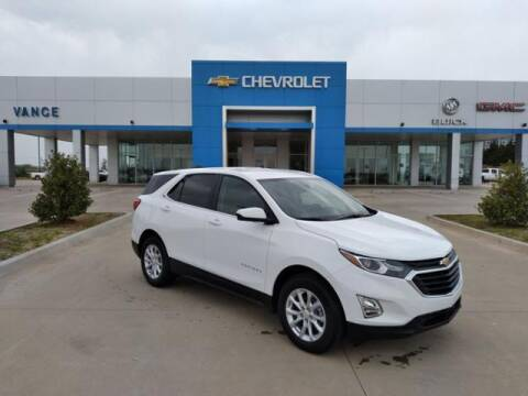 2021 Chevrolet Equinox for sale at Vance Fleet Services in Guthrie OK
