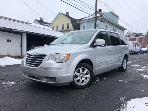 2008 Chrysler Town and Country for sale at Keystone Auto Center LLC in Allentown PA