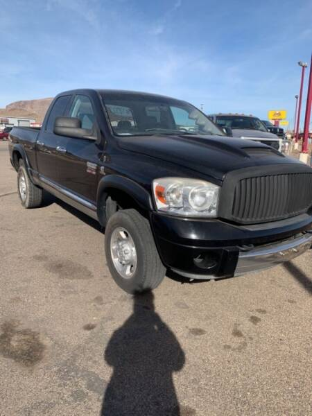 2007 Dodge Ram Pickup 2500 for sale at Poor Boyz Auto Sales in Kingman AZ