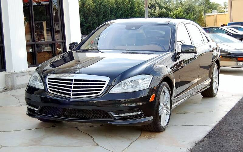 2013 Mercedes-Benz S-Class for sale at Avi Auto Sales Inc in Magnolia NJ