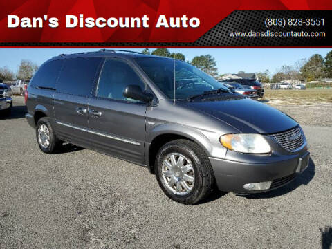 2004 Chrysler Town and Country for sale at Dan's Discount Auto in Gaston SC