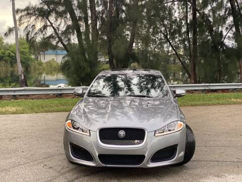 2012 Jaguar XF for sale at Exclusive Impex Inc in Davie FL