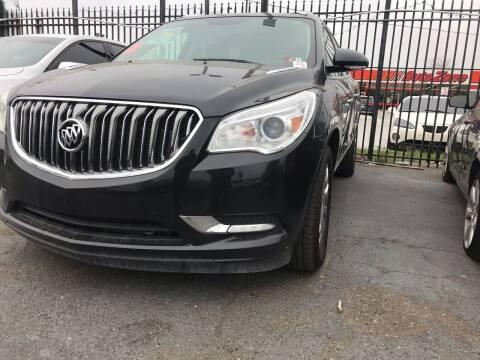 2014 Buick Enclave for sale at Legacy Motors in Detroit MI