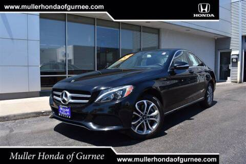 2015 Mercedes-Benz C-Class for sale at RDM CAR BUYING EXPERIENCE in Gurnee IL