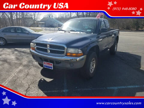 2004 Dodge Dakota for sale at Car Country USA in Augusta NJ