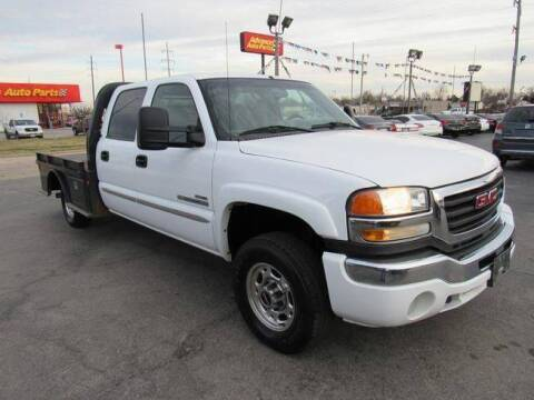 2006 GMC Sierra 2500HD for sale at United Auto Sales in Oklahoma City OK