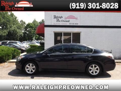 2007 Nissan Altima for sale at Raleigh Pre-Owned in Raleigh NC