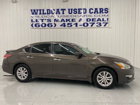2014 Nissan Altima for sale at Wildcat Used Cars in Somerset KY