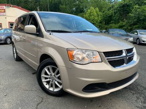 2015 Dodge Grand Caravan for sale at High Rated Auto Company in Abingdon MD