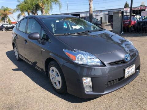 2011 Toyota Prius for sale at Moun Auto Sales in Rio Linda CA