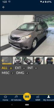 2012 Toyota Sienna for sale at Kidron Kars INC in Orrville OH