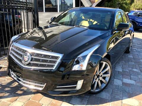 2013 Cadillac ATS for sale at Unique Motors of Tampa in Tampa FL