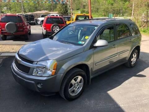 2006 Chevrolet Equinox for sale at INTERNATIONAL AUTO SALES LLC in Latrobe PA