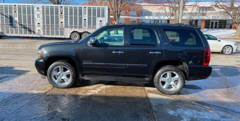 2012 Chevrolet Tahoe for sale at Mulder Auto Tire and Lube in Orange City IA