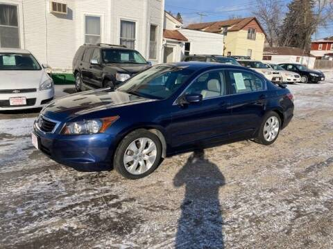 2008 Honda Accord for sale at Affordable Motors in Jamestown ND