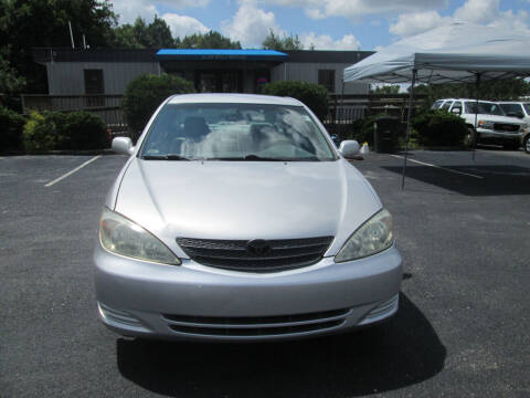 2004 Toyota Camry for sale at Olde Mill Motors in Angier NC
