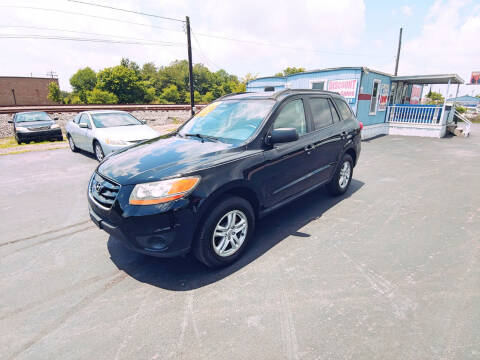 2010 Hyundai Santa Fe for sale at DISCOUNT AUTO SALES in Murfreesboro TN