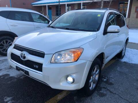 2011 Toyota RAV4 for sale at Welcome Motors LLC in Haverhill MA
