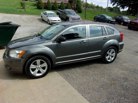 2011 Dodge Caliber for sale at Pyles Auto Sales in Kittanning PA