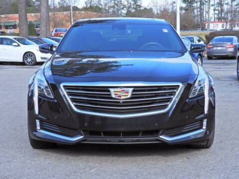 2017 Cadillac CT6 for sale at Auto Finance of Raleigh in Raleigh NC