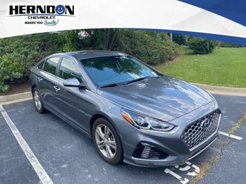 2019 Hyundai Sonata for sale at Herndon Chevrolet in Lexington SC