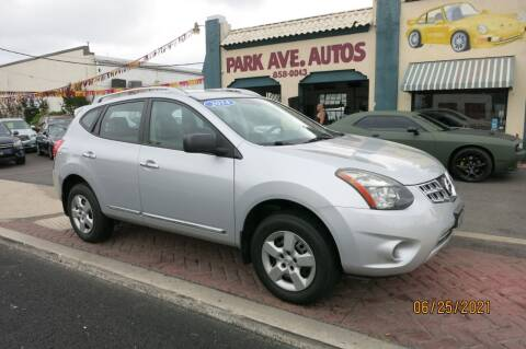 2014 Nissan Rogue Select for sale at PARK AVENUE AUTOS in Collingswood NJ