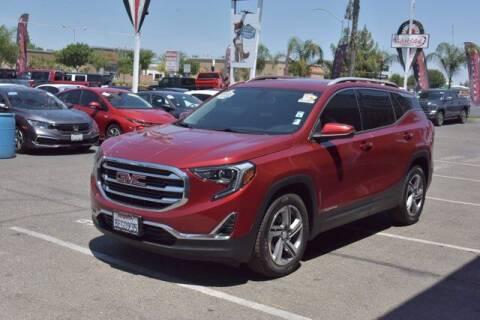2019 GMC Terrain for sale at Choice Motors in Merced CA
