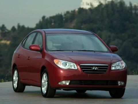 2009 Hyundai Elantra for sale at Harrison Imports in Sandy UT