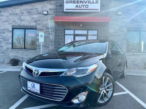2015 Toyota Avalon for sale at GREENVILLE AUTO in Greenville WI