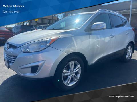 2012 Hyundai Tucson for sale at Valpo Motors in Valparaiso IN