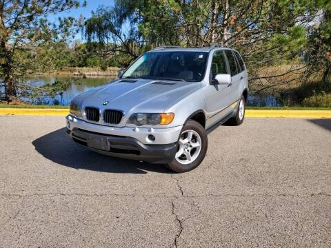 2001 BMW X5 for sale at Excalibur Auto Sales in Palatine IL