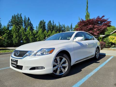 2008 Lexus GS 350 for sale at Silver Star Auto in Lynnwood WA