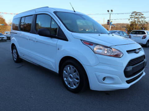 2017 Ford Transit Connect Wagon for sale at Viles Automotive in Knoxville TN